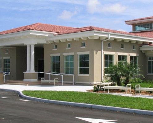 Ave Maria University Exterior 1