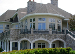 Bay Harbor Golf Clubhouse - Back