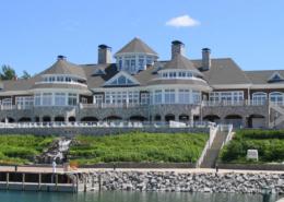 Bay Harbor Yacht Club Back