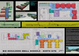 Big Shoulders, Small Schools Concept