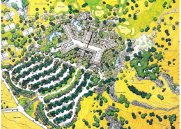 Castle Pines Hotel Siteplan