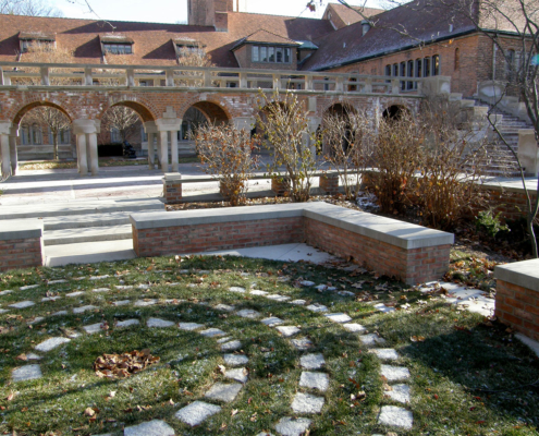 Cranbrook School, Class of 1968 Memory Garden - Final