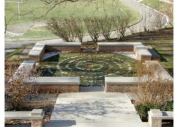 Cranbrook School, Class of 1968 Memory Garden - Final
