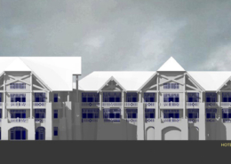 Dufferin Haven Resort Elevation