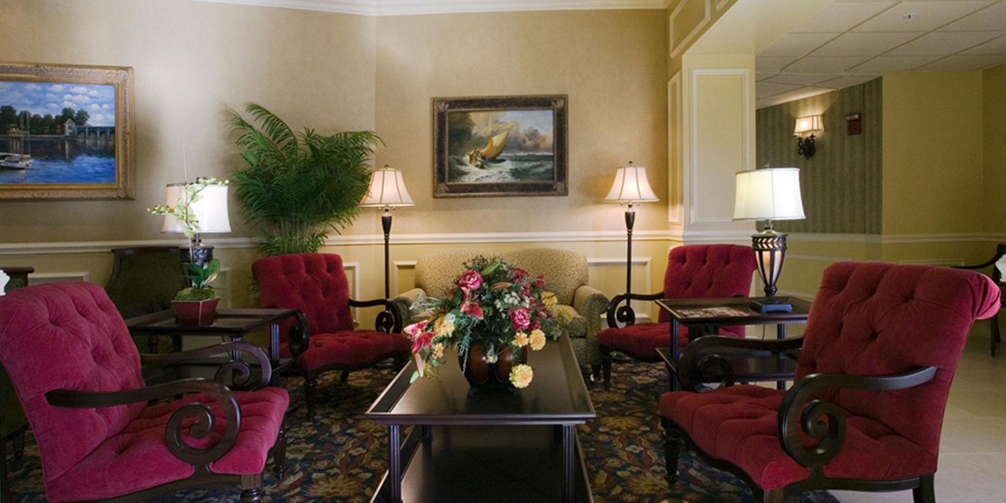 Inn at Pelican Bay Lobby