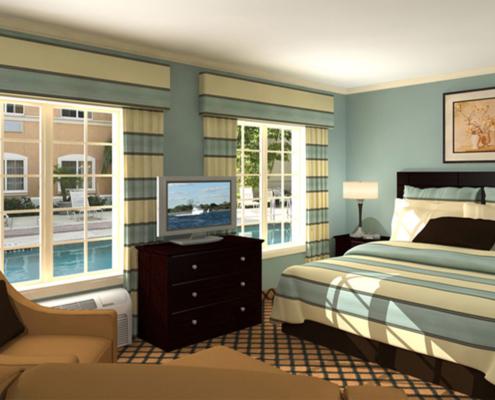 Inn at the Springs Room