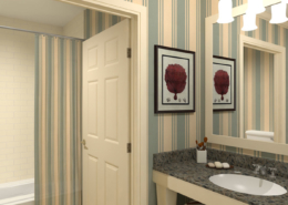 Inn at the Springs Bathroom