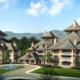 Jinhai Lake Golf Club Front Elevation