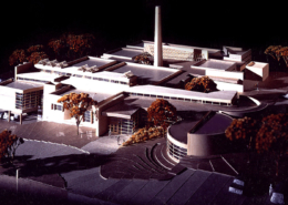 Birmingham-Bloomfield Art Center 3D Model
