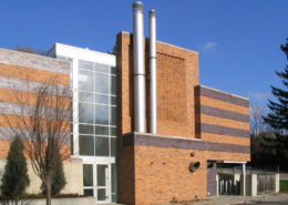 Birmingham-Bloomfield Art Center Exterior