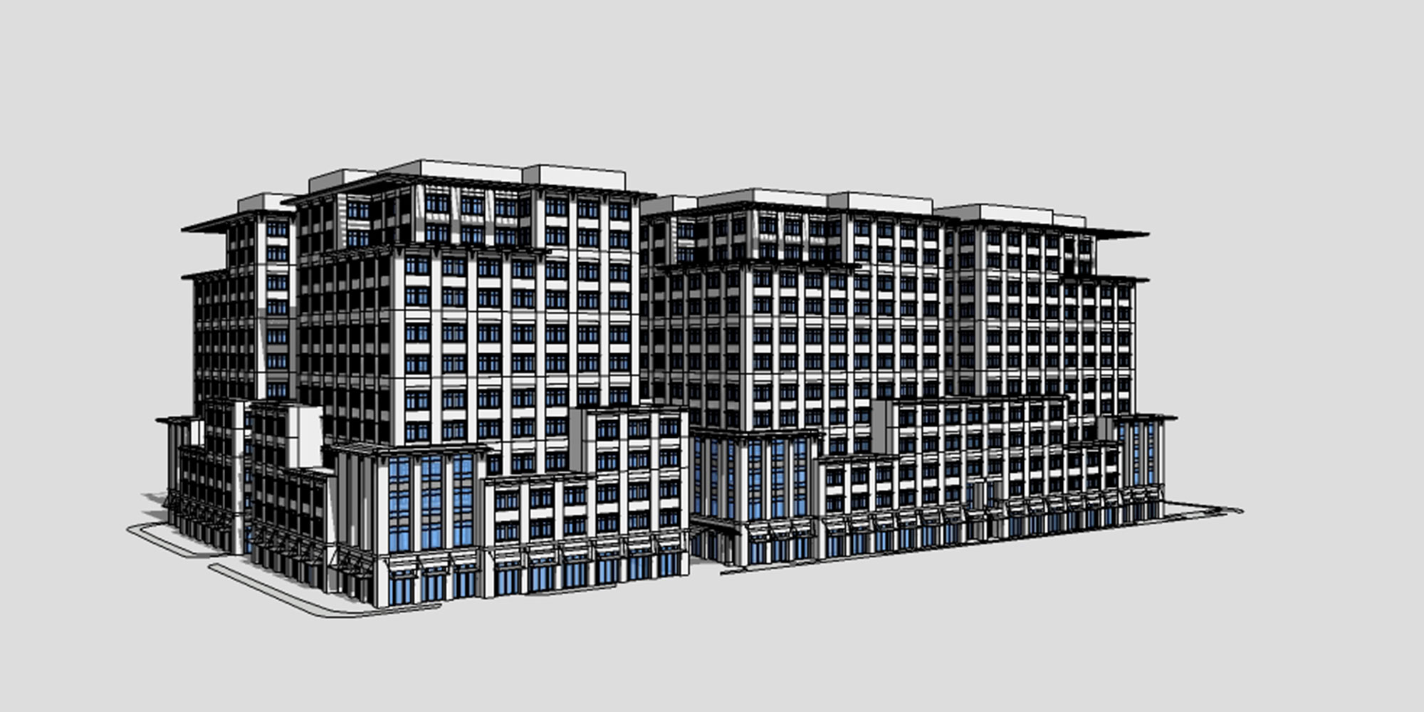 Cherry Creek Office Complex