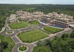 ITC Grand Bharat Aerial