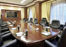 ITC Grand Bharat Meeting Room