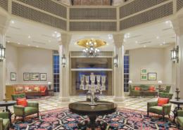 ITC Grand Bharat Grand Lobby