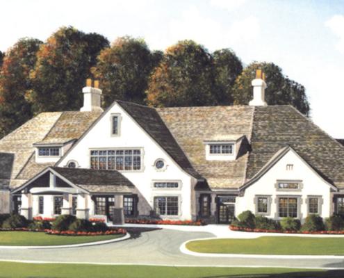 Lochenheath Golf Course Clubhouse