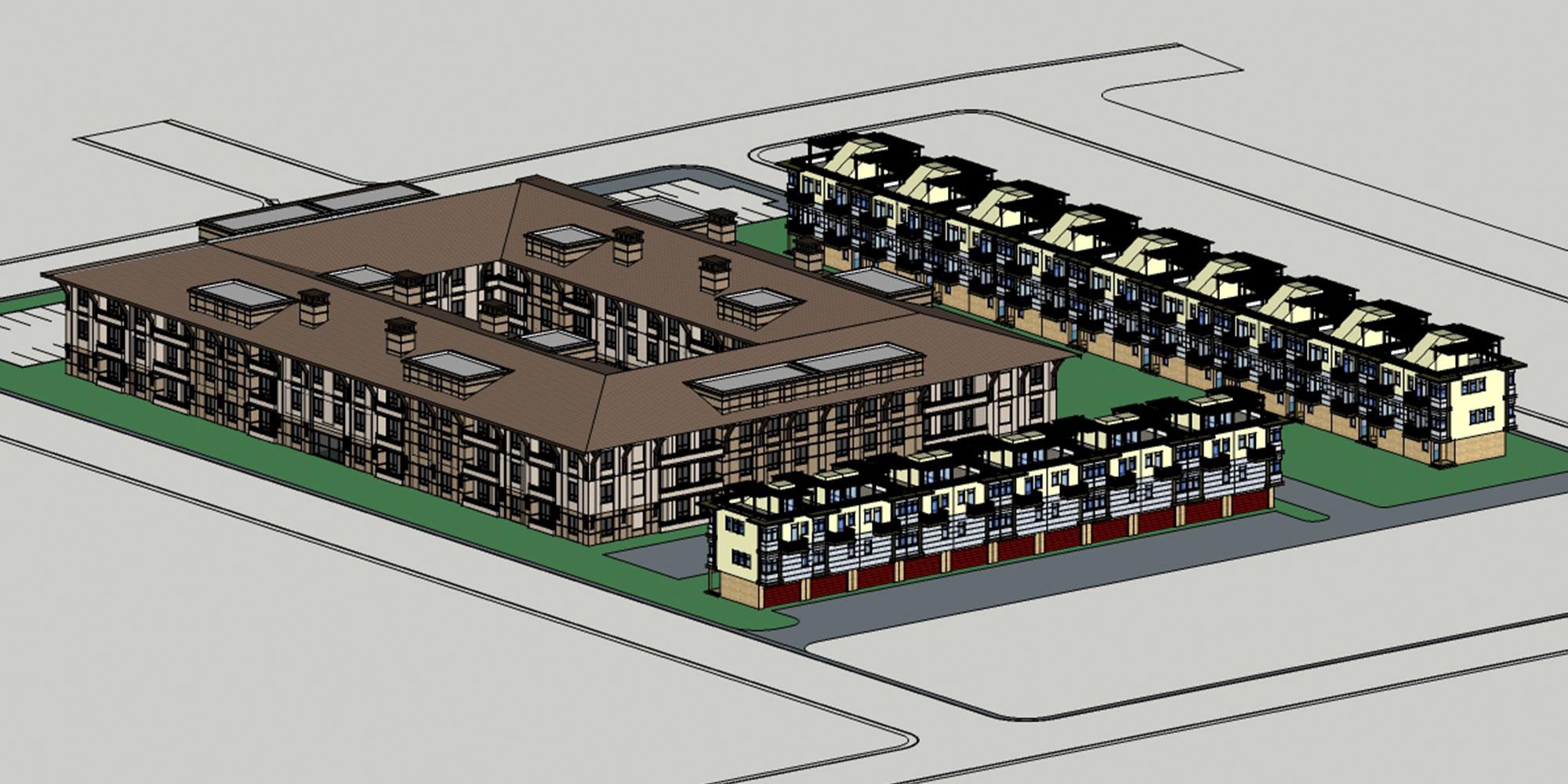 Madison Housing