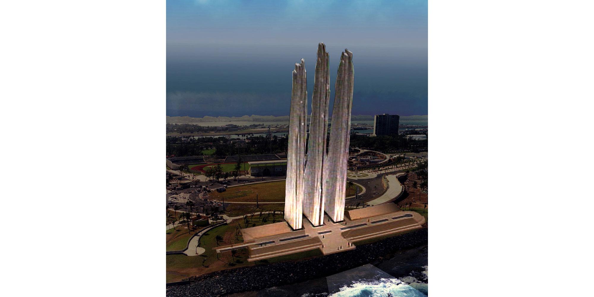Monument to the Third Millennium